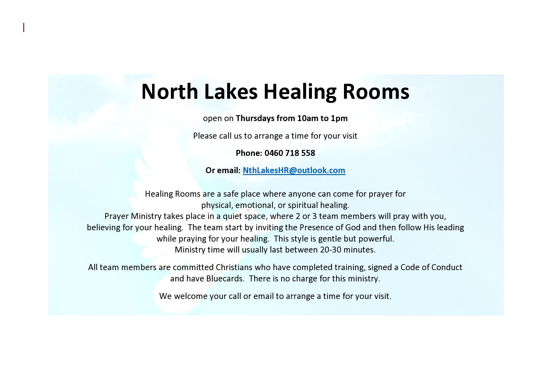 Healing-Rooms